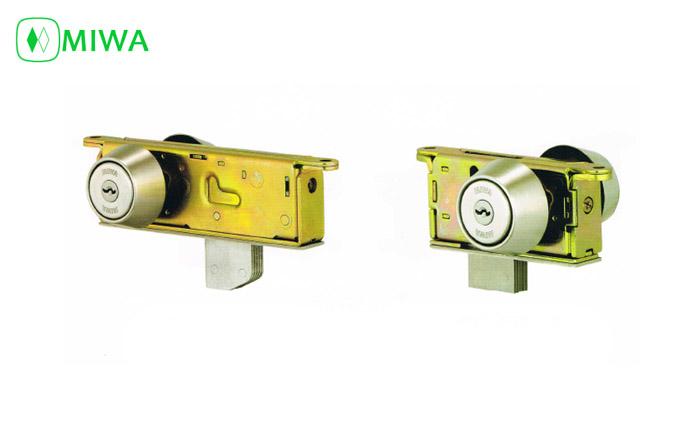 日本美和锁具TRF.TRT系列强化玻璃门锁